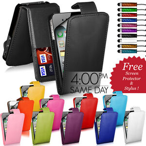NEW-STYLISH-GRIP-SERIES-CASE-COVER-FITS-APPLE-IPHONE-4-4S-FREE-SCREEN-PROTECTOR