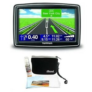 TomTom-XXL-550-US-PR-Canada-Mexico-Automotive-5-Portable-GPS-Bonus-Kit