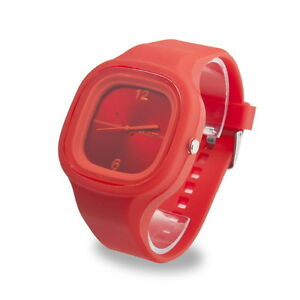 Luxury Sport Style Jelly Silicone Digital Watch Wrist Lady Men Gift