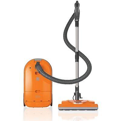Kenmore Canister Vacuum Cleaner 29319 Orange Hepa U