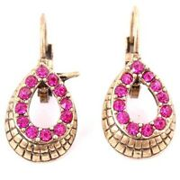Fashion Pretty Charms Party Crystal Resin Studs Earrings