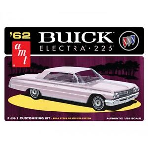 AMT Model Kit - 1962 Buick Electra Car - 1:25 Scale - AMT614 - FAST SHIPPING
