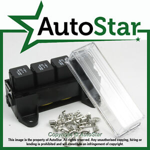 Automotive relay holder