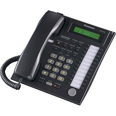"""""""New"""" Panasonic KX-T7731 Black Telephone V.4"""