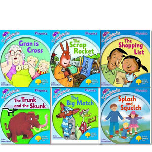 Julia-Donaldson-Phonics-Songbirds-Collection-Level-3-6-Books-Set