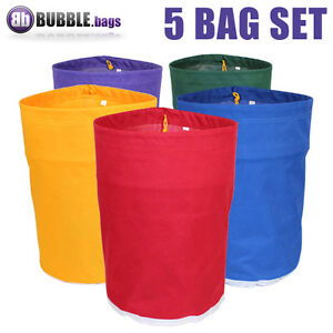 5-GALLON-BUBBLE-BAGS-ICE-EXTRACTION-POLLEN-HERBAL-MEDICINAL-CULINARY-WINE-MAKING