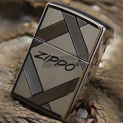 Black Ice, Unparalleled Tradition Zippo Cigarette Cigar Lighter #ZI20969  on Rummage