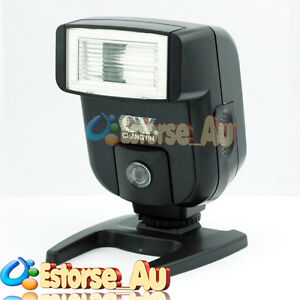 YINYAN CY-20 mini Hot Shoe universal Flash PC Sync Port