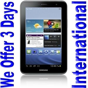 "Details about New Samsung Galaxy Tab 2 nd Generation 7 8GB WiFi 7"" 7.0"