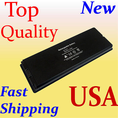 "New  Battery for Apple MacBook 13"" Inch A1181 A1185 MA561 MA566 Black on Rummage"