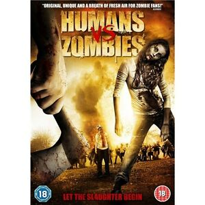 Humans-vs-Zombies-DVD-NEW-SEALED-Drew-Diveley-Cecilia-Dorhauer