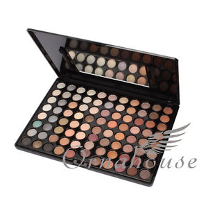 New Pro 88 Full Color Makeup Warm Eyeshadow Palette Eye Shadow