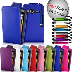 NEW-STYLISH-GRIP-SERIES-CASE-COVER-FITS-HTC-WILDFIRE-S-FREE-SCREEN-PROTECTOR