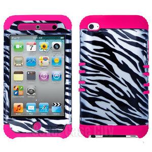iPod Touch 4th Generation Case Zebra Print | eBay Ipod Touch 4th Generation Cases For Girls