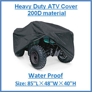 Waterproof ATV Cover Fits Honda FourTrax Foreman 4x4 PA3AB
