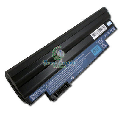 6 Cell New Battery for ACER Aspire Happy ONE 522 D255 D255E D257 AL10B31 AL10A31