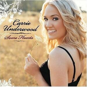 CARRIE UNDERWOOD Some Hearts CD BRAND NEW Bonus Track