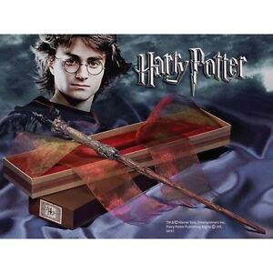 OFFICIAL LICENSED Harry Potter Memorabilia - Harry's Wand with Ollivanders Box