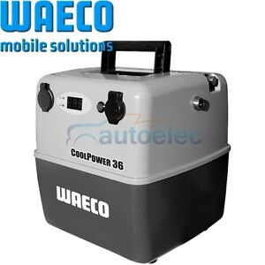 WAECO-RAPS-36-PORTABLE-DEEP-CYCLE-BATTERY-PACK-36AH-COOLPOWER-AUXILARY-12-VOLT