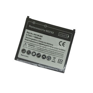 Battery for HP iPAQ RX3115 RX3700 RX3400 RX3410 RX37XX HX2400 HX2000 HX2100 2410