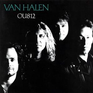 VAN-HALEN-OU812-CD-BRAND-NEW-Sammy-Hagar