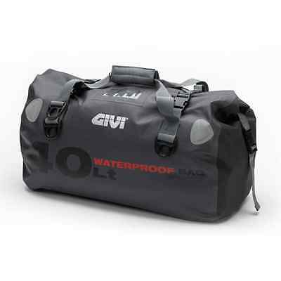 GIVI WP400 WATERPROOF 40 L Heavy Duty MOTORCYCLE tail roll DRY bag IN STOCK new