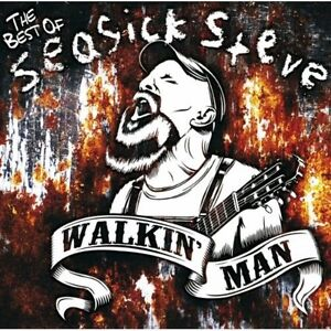 SEASICK STEVE: WALKIN' MAN THE BEST OF 2011 CD NEW