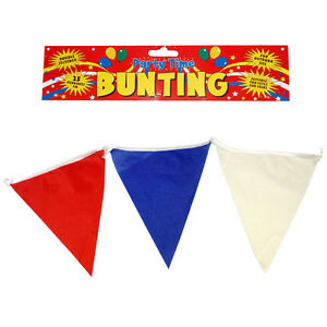 French-France-Coloured-Flag-Bunting-Red-White-Blue-Coloured-7-meters-Olympics
