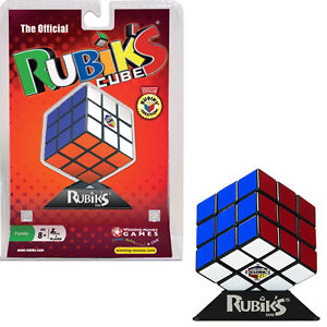 The Original Rubik's 3x3x3 Puzzle Cube by Winning Moves