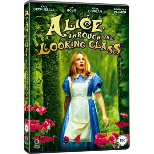 Alice Through The Looking Glass - DVD NEW & SEALED Kate Beckinsale, Steve Coogan