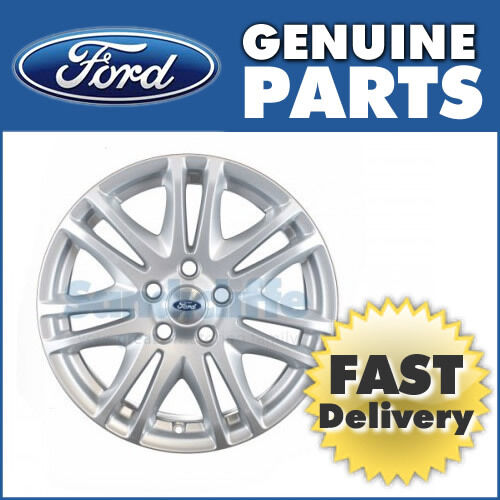 "Genuine Ford C-Max 2001 - 2008 16"" 7x2-Spoke Alloy Wheel 1527053"