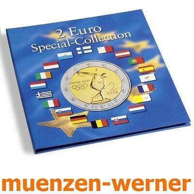 Münzalbum Leuchtturm Münzenalbum für 57 2€ Sondermünzen Euro•Münze•Sammelalbum