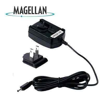 Magellan Maestro 4040 Home Wall Ac Power Cord Charger 730525 Pcs11r-050