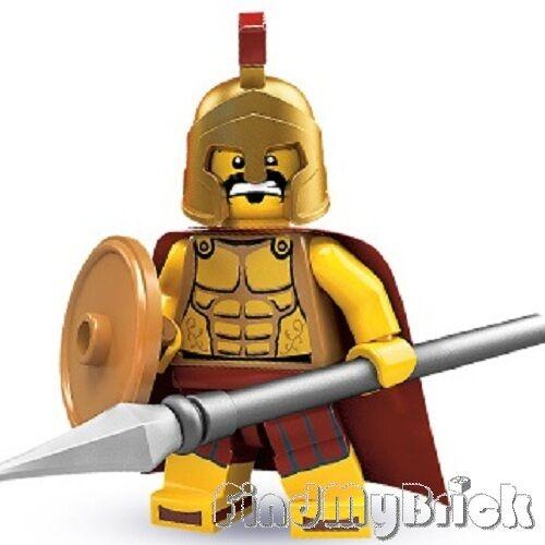 - Lego 8684 Minifigure Series 2 - Spartan Warrior - Brand