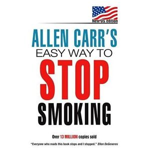 NEW The Easyway to Stop Smoking - Carr, Allen