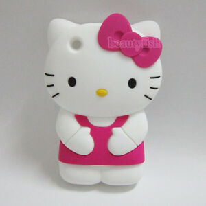 3D-Hello-Kitty-Lovely-Silicone-Soft-Cover-Case-for-Apple-iPhone-3-3G-3GS-Rose