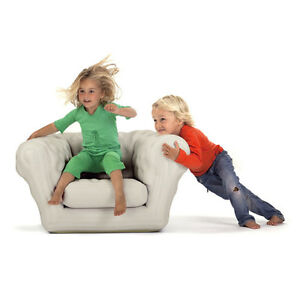 Baby Blofield Inflatable Childrens Chair Blow Up Kids