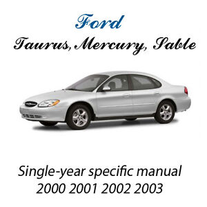 ford taurus sable 2000 2001 2002 2003 2004 2005 2006. Black Bedroom Furniture Sets. Home Design Ideas