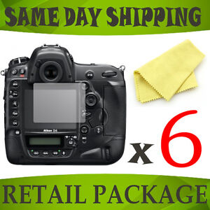 MATTE-6-new-screen-protectors-cover-for-Nikon-D4-camera-accessory