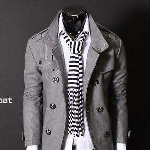 Designer Mens Casual Slim Jacket