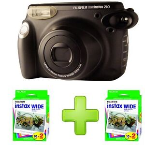 Fuji-Instax-210-Camera-50-Instax-Wide-Film