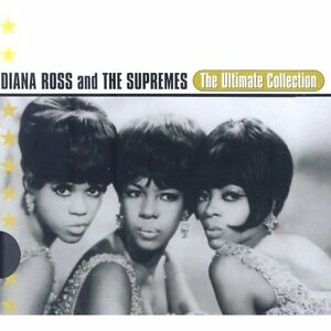DIANA ROSS & AND THE SUPREMES (NEW CD) ULTIMATE COLLECTION GREATEST HITS BEST OF