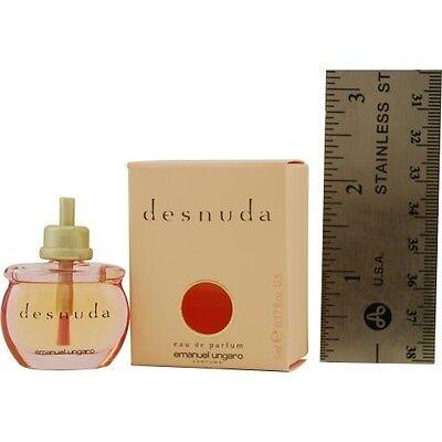 Desnuda Emanuel Ungaro Women Perfume 5 Ml /.17 Oz Edp Eau De Parfum Mini 0.17