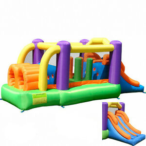 Inflatable-Obstacle-Pro-Racer-Bounce-House-Bouncer