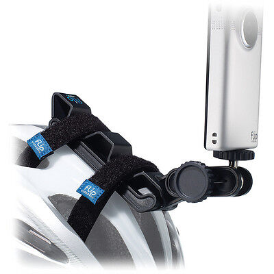 Fv Bike Helmet Mount Gopro Tripod Adapter For Hd Hero3 Black Surf Silver White