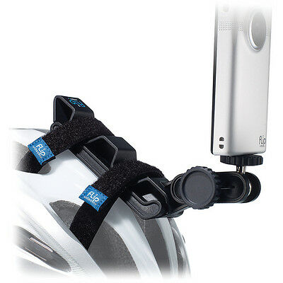 Flip Video Bike Helmet Tripod For Nikon Coolpix S8200 S9100 Aw100 L810 P310 P510