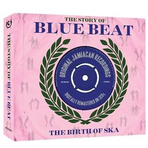 THE-HISTORY-OF-BLUE-BEAT-BIRTH-OF-SKA-Vol-1-3CD-SET-FREE-POST-IN-UK