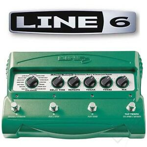 Line 6 DL4 Delay Modeler Guitar Effects Loop Pedal DEAL FREE NEXT DAY AIR!
