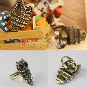 New-Fashion-Lady-Exquisite-Ancient-Adjustable-Metal-Owl-Retro-Style-Ring-Gift-1