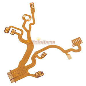 10-x-Zoom-Lens-Back-Flex-Cable-Repair-Parts-for-Sony-DSC-W30-W35-W40-W50-W55-W70